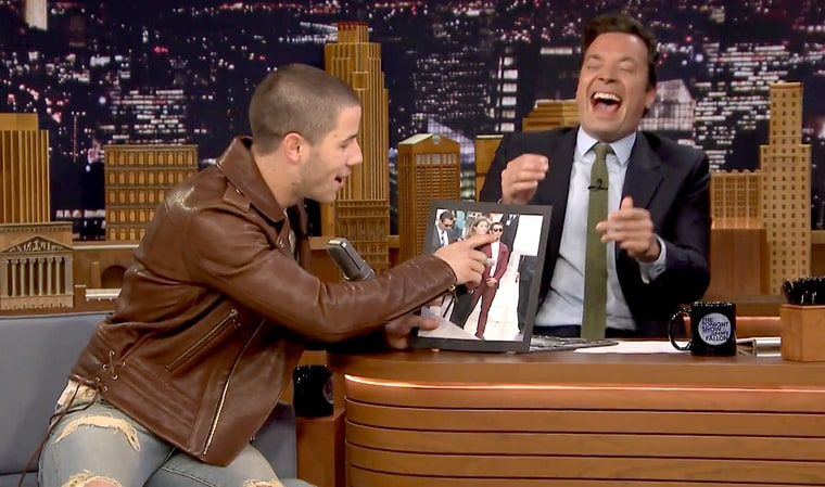 Late Night In The Morning: Nick Jonas talks about consuming a regrettable amount of weed and getting NARBS at bad times; Nick Jonas is one of us