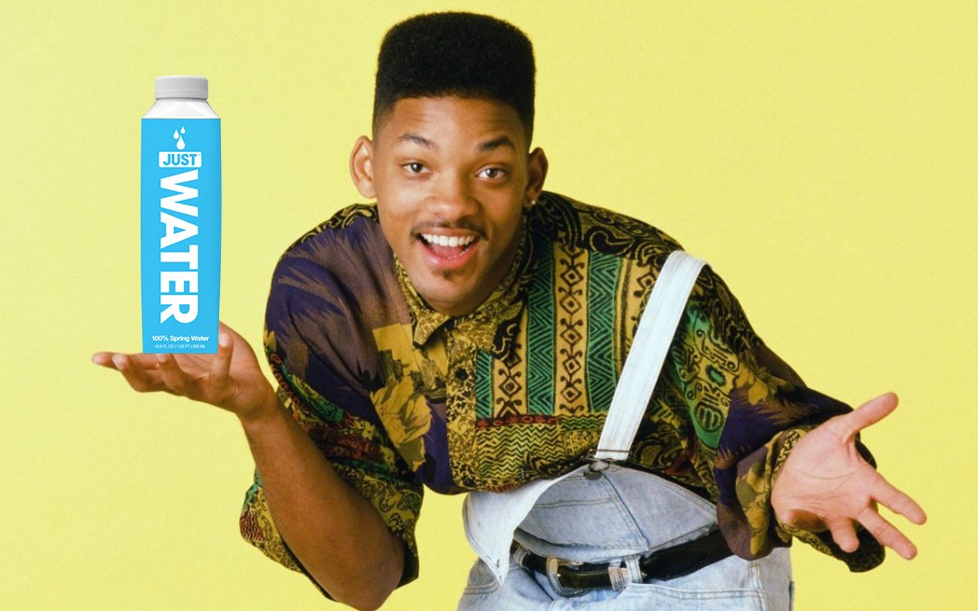 Will Smith Invests in Better Water Bottles for Upstate NY