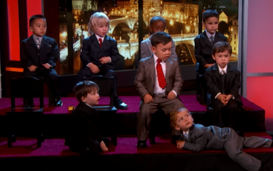 Late Night In The Morning: Baby Bachelorette – The Boys Tell All