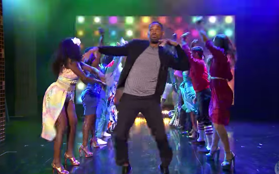 Late Night In The Morning: Will Smith's Incredible Tonight Show Entrance