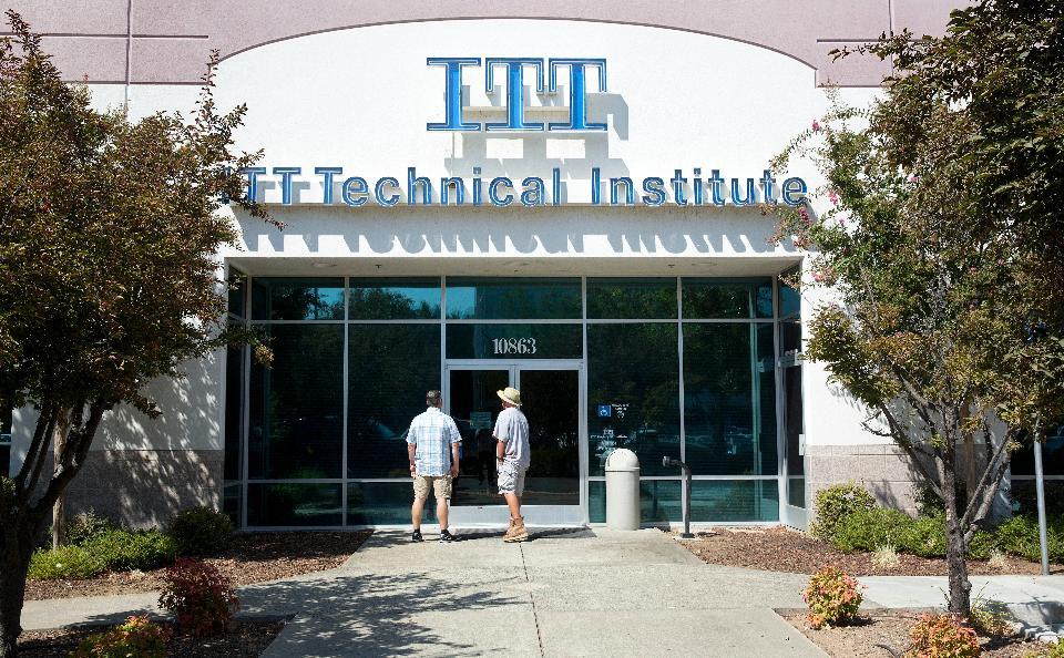 ITT Technical Difficulties