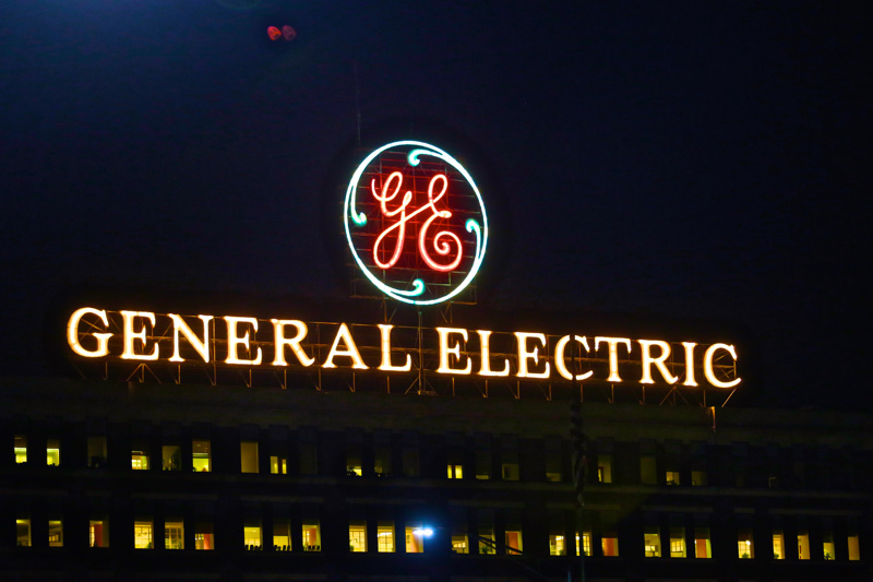 GE: Imagination At Work. Literally.