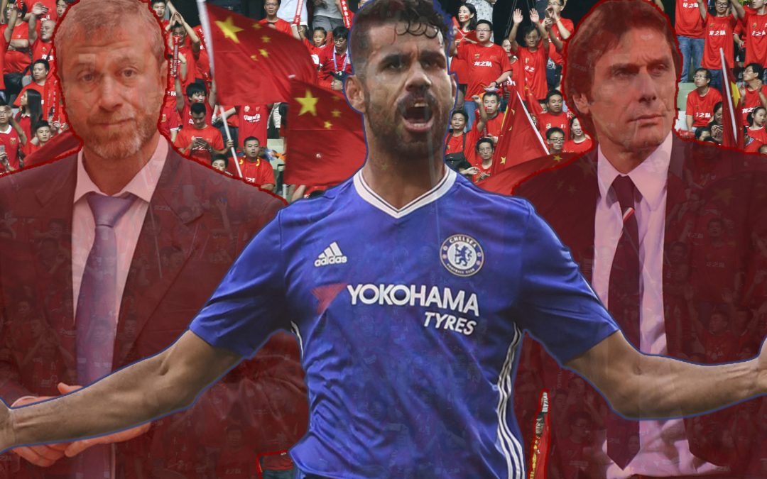 Chinese Takeover: The Three Men Who Have The Fate Of World Soccer In Their Hands