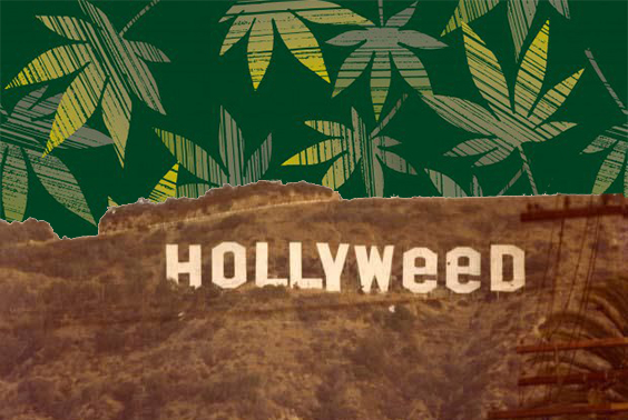 """""""Hollyweed"""" And The History Of Alterations To The Hollywood Sign"""