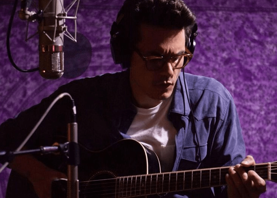 John Mayer Launches Part 1 Of His New Album To Cure Your Post-Inauguration Blues