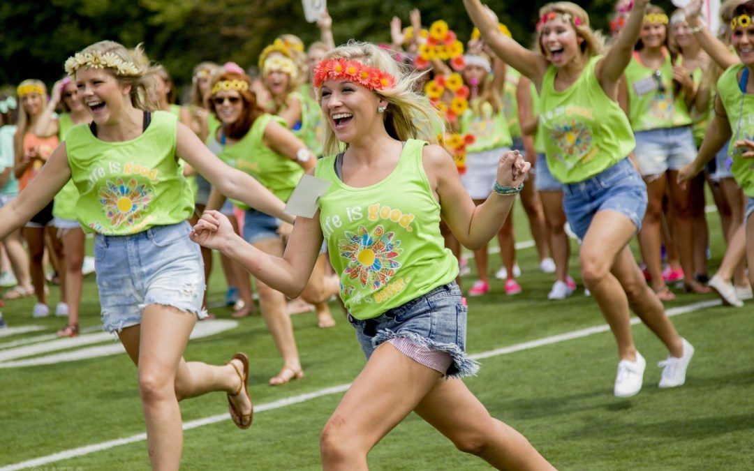 Bid Day Summed Up In One Video