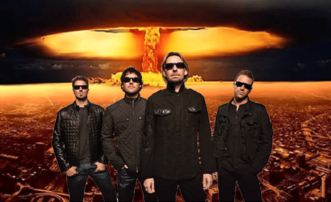Just When You Thought It Couldn't Get Worse, Nickelback Announces A New Album