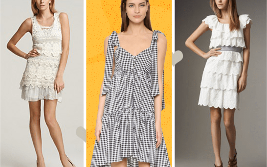 Spring Trend Showdown: Gingham vs. Eyelet
