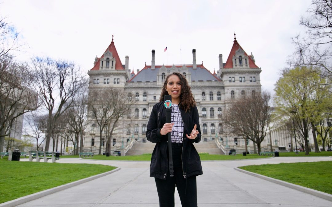 We Went to The March for Science in Albany and Here's What We Learned