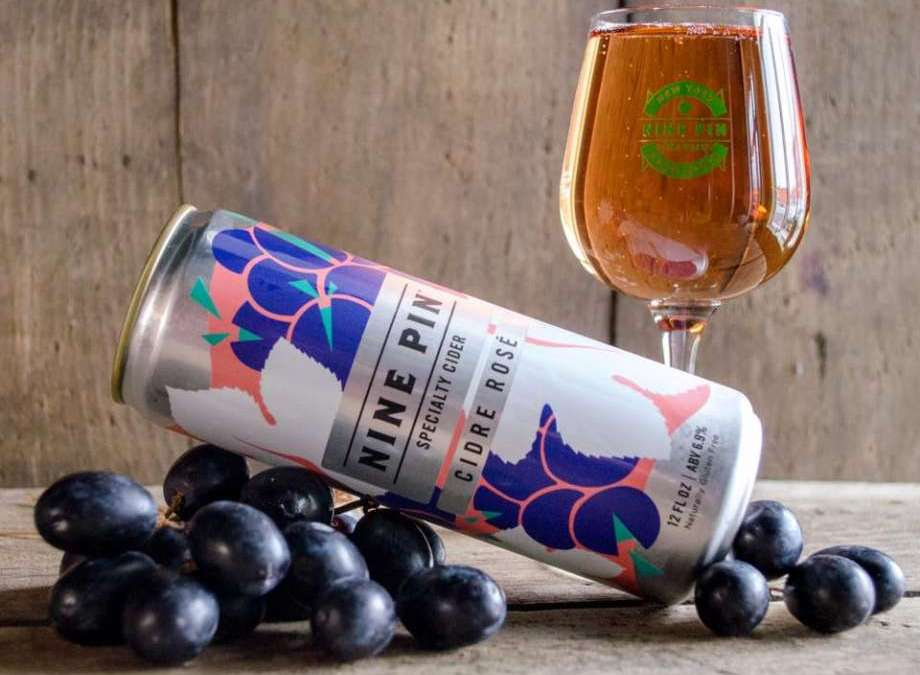 Upstate's Very Own Nine Pin Cider Created the 'Drink of the Summer' for 2017