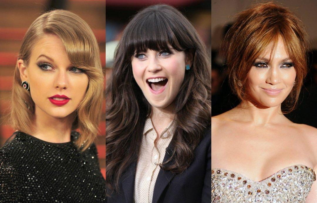 best-celebrity-bangs-hairstyles-2017
