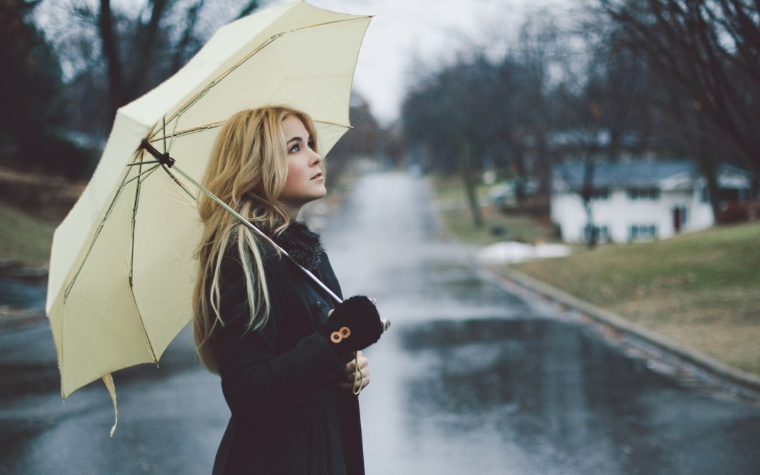 How to Make it Look Like You Are Actually Stylish During the Rainiest Spring Ever