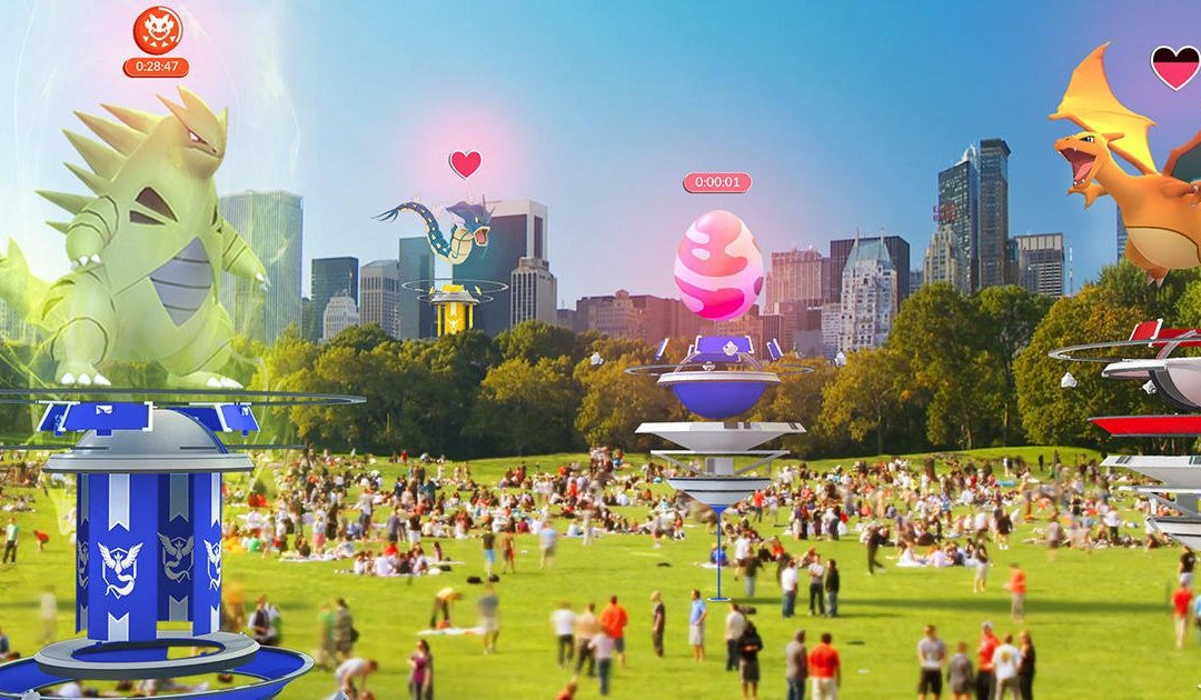 The Biggest Pokemon Go Update Upon Us and Here's Everything You Need to Know