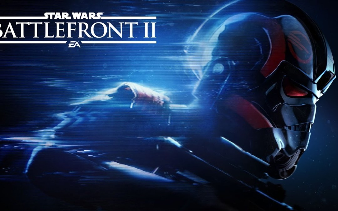 Star Wars Battlefront II is the Must Own Game of the Year (For Star Wars Fans)