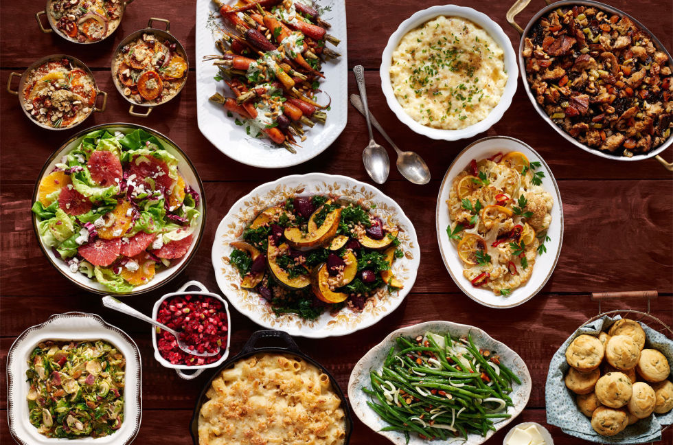 Presenting Taylor's Dream Team of Thanksgiving Foods