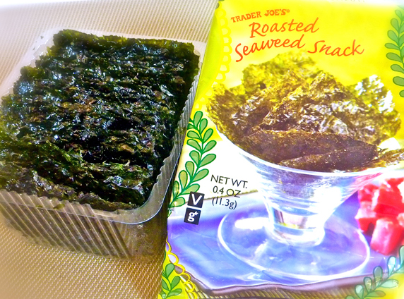 Trader Joe's Roasted Seaweed Snack May Be The World's Absolute Worst Snack To Ever Snack On