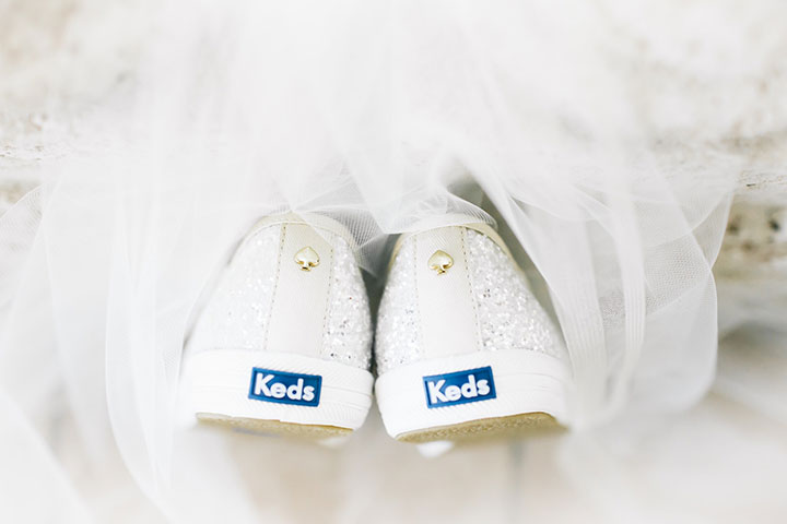 e7b59ef58ce7 Fashion Friday: Keds and Kate Spade Team Up for a Bridal Sneaker Collection