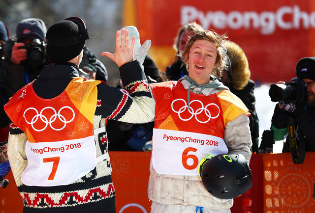 One of Us: Teen Olympian Overslept, Lost His Coat, Dropped an F-Bomb on Live TV And Won USA Our First Gold Medal