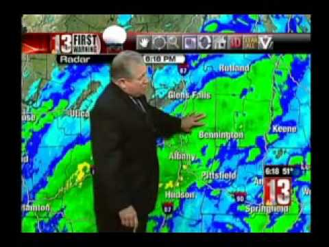 Upstate Update: Bob Kovachick Could Not Have Been More Wrong About the Weather Today