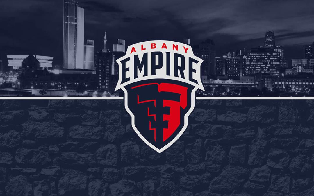 I Don't Think the Albany Empire Did Their Research Before Choosing Their Name