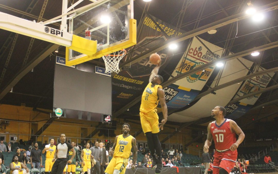 Albany Patroons Championship Run Swept Under Rug by Local Sports Media