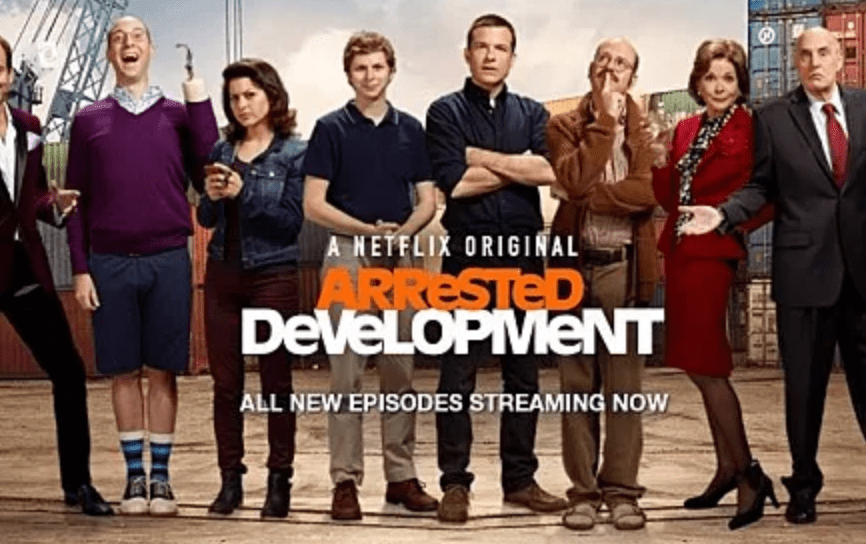 Oh My God! Arrested Development is Back on Netflix