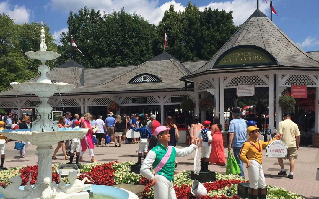 The Saratoga Racetrack is Open and Summer is Officially Over