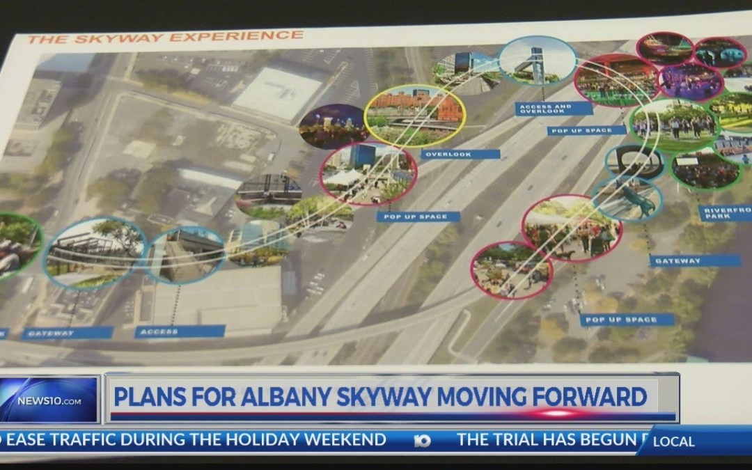Sky's the Limit for Albany's $15M High Line Project