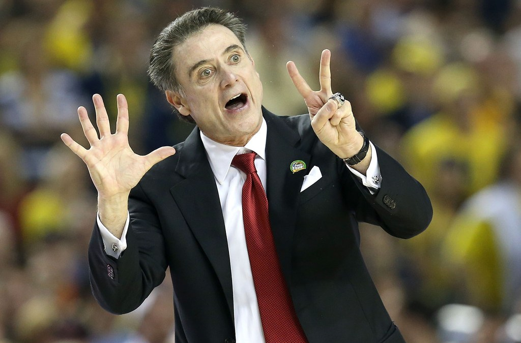 Rick Pitino is the Ultimate Scumbag