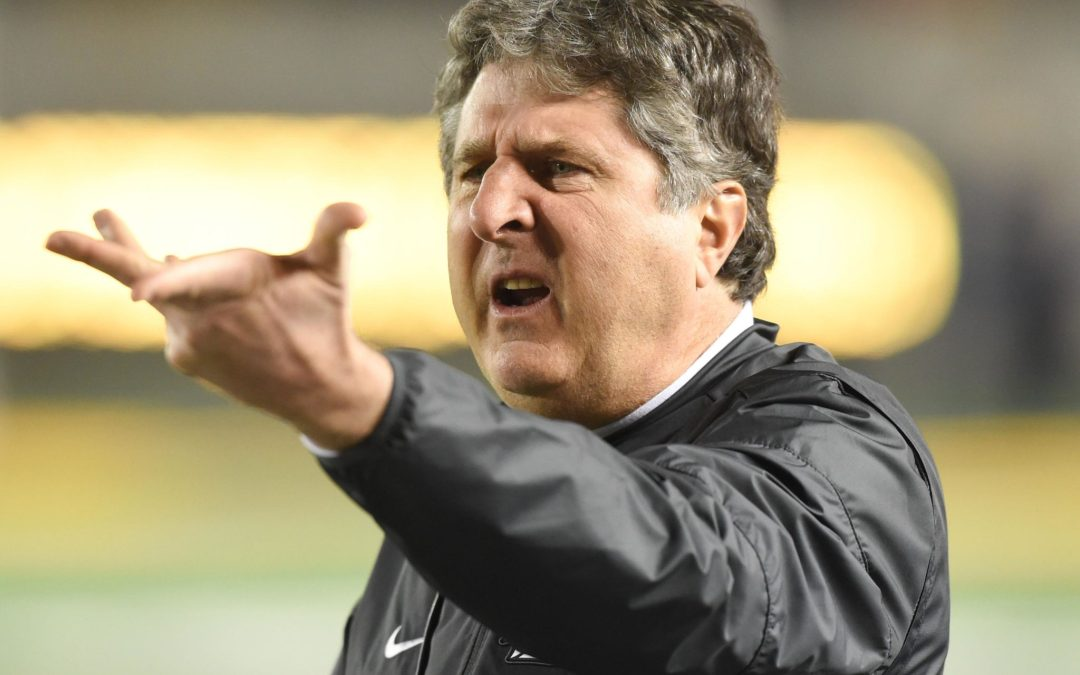 Mike Leach Thinks the CFB Playoff Needs to Expand to 16 Teams, He's Wrong