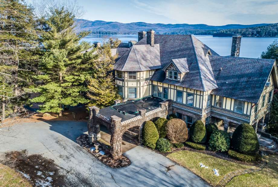 If Anyone Has $8 Million Laying Around, This Famous Lake George Mansion is For Sale