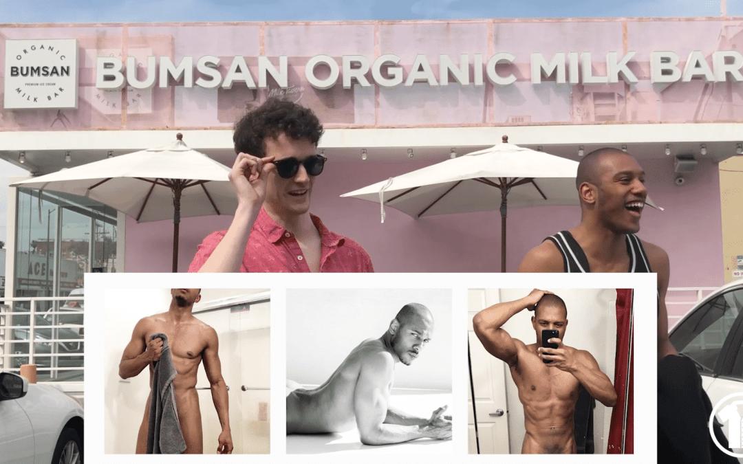 CALI CONE TOUR: Bumsan Organic Milk Bar (Special Guest Jamel King)