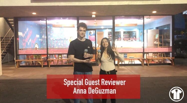 Cali Cone Tour: Vegan Ice Cream Review (Special Guest Anna DeGuzman)