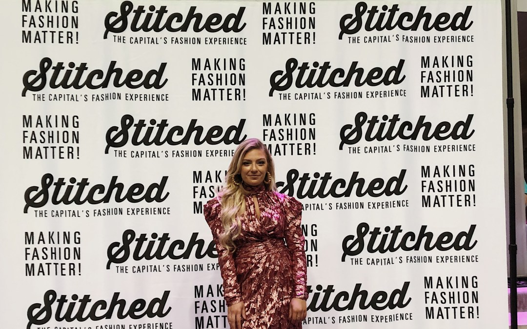 Taylor Does the Stitched Fashion Show