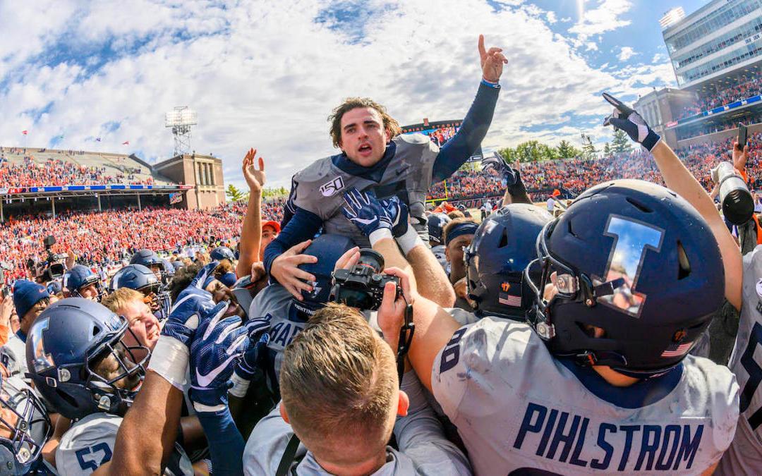 10 Best Things that Happened in College Football – Week 8