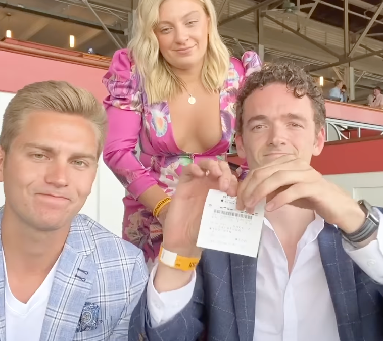 Billy Asks for the Best Betting Tips at Saratoga Race Course