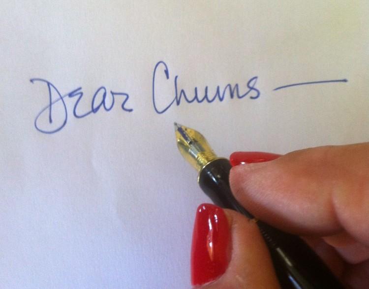 Dear Chums