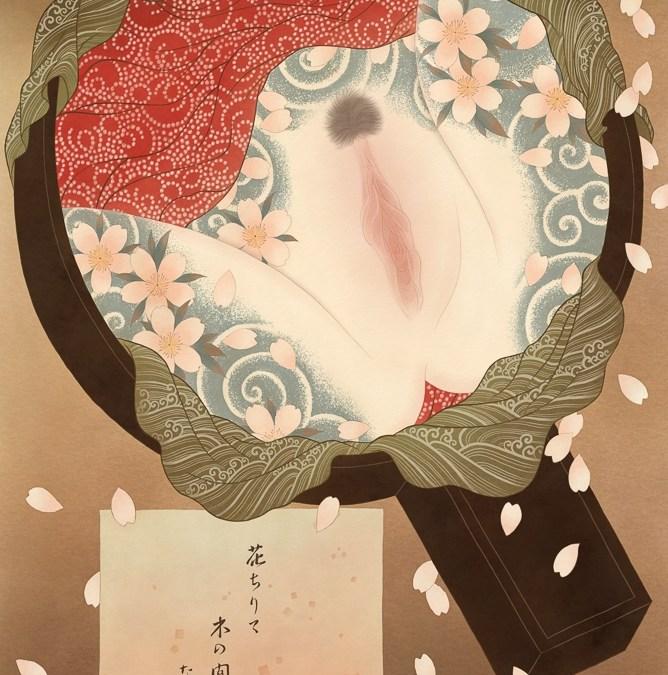Shunga Springtime in the Darkness of October…