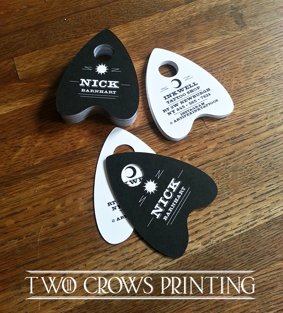 Guitar Pick Business Cards - Best Business 2017