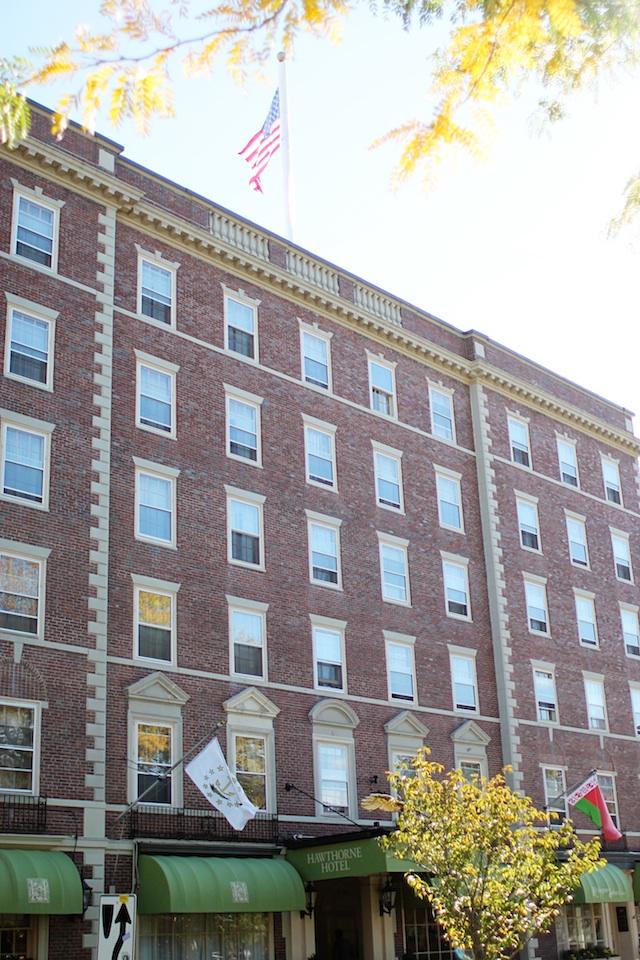 hawthorne hotel blog