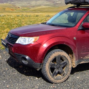 Subaru Forester Camper: How We Turned our Car into the