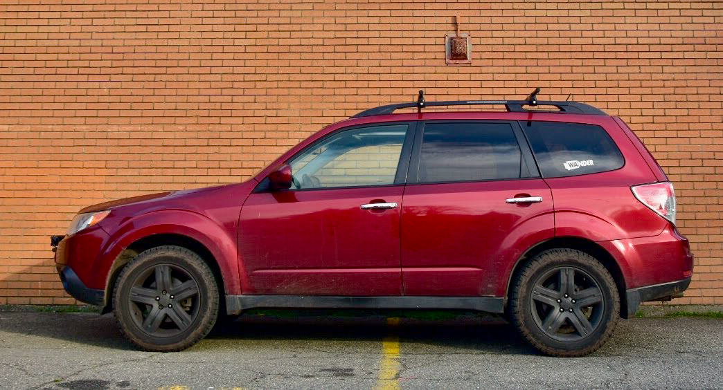 Subaru Forester Camper How We Turned Our Car Into The Ultimate Road