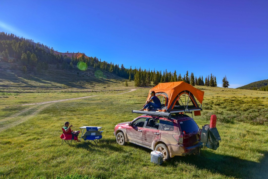 Wild Camping: How to Find the Best Free Campsites in the US - Two