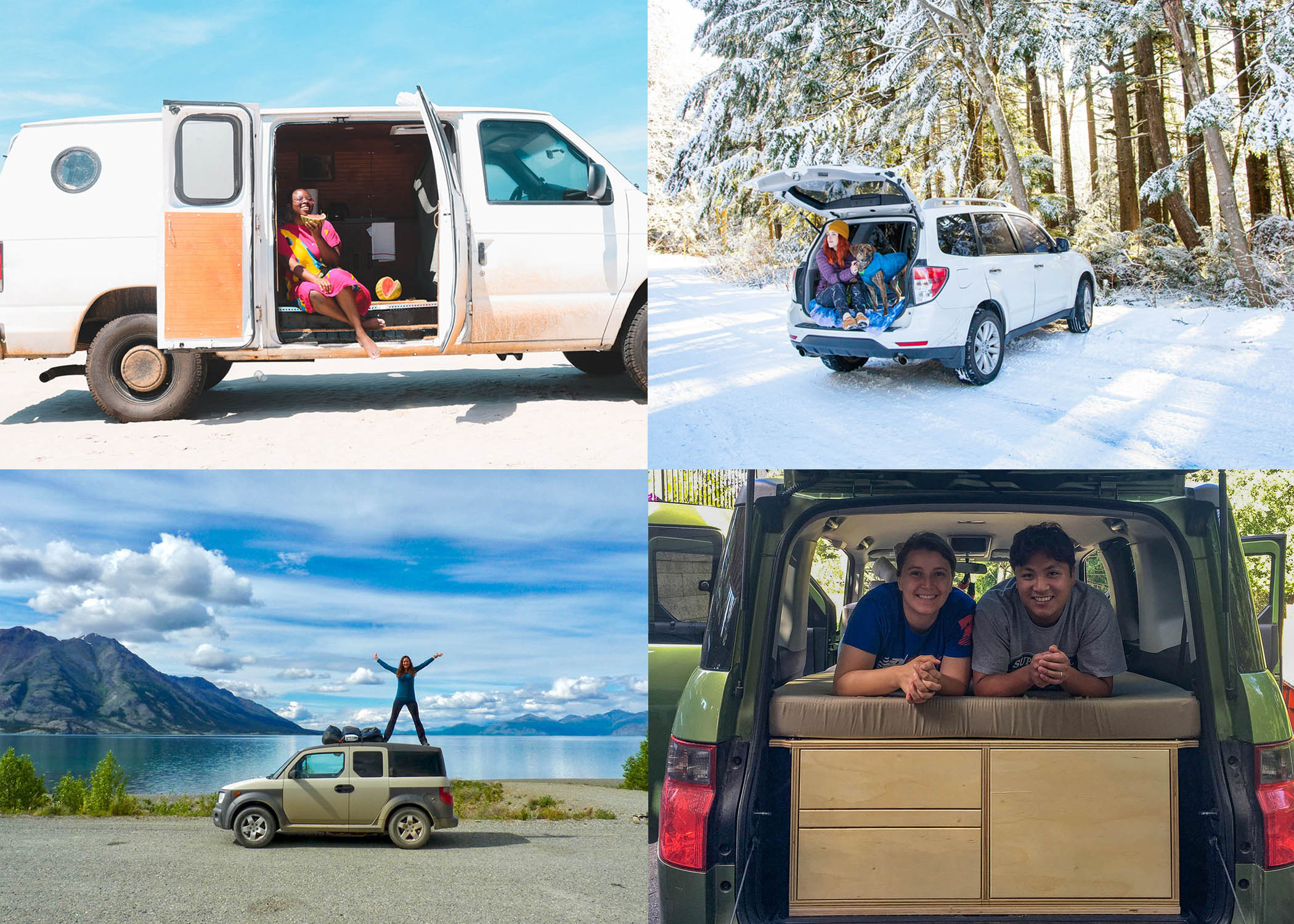 9 budget campers to inspire overland adventures for everyone two dusty travelers 9 budget campers to inspire overland