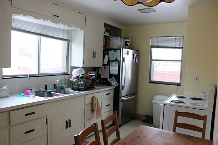 Kitchen in 2013