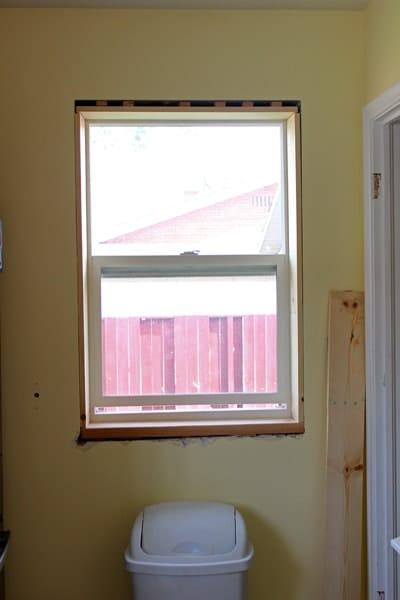 Install Window Jamb