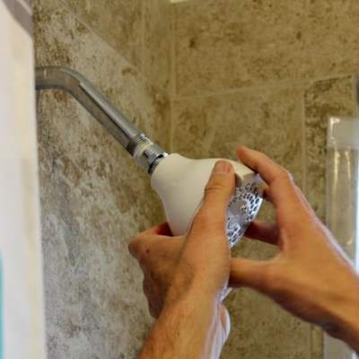 Installing A Shower Head