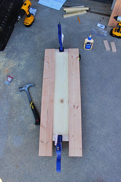 Build a TV stand