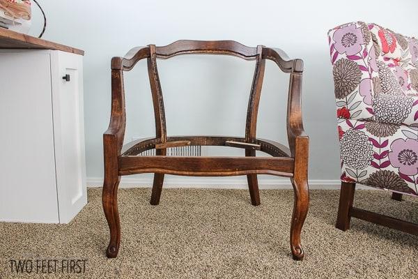 transform arm chair