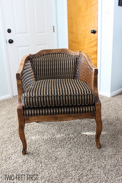 transform barrel chair
